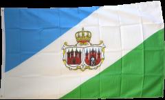 Flagge Deutschland Stadt Brandenburg