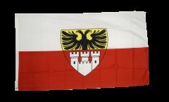 Flagge Deutschland Stadt Duisburg