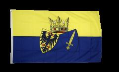 Flagge Deutschland Stadt Essen - 90 x 150 cm