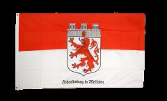 Flagge Deutschland Stadt Hohenlimburg