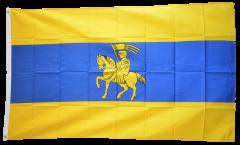 Flagge Deutschland Stadt Schwerin