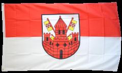 Flagge Deutschland Stadt Unna