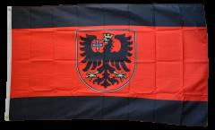 Flagge Deutschland Stadt Wetzlar