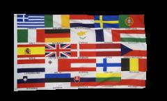 Flagge Europäische Union EU 25 Staaten - 90 x 150 cm