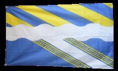 Flagge Frankreich Aisne