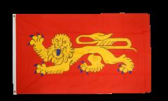 Flagge Frankreich Aquitaine