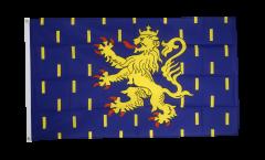 Flagge Frankreich Franche-Comté