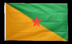 Flagge Frankreich Französisch Guayana