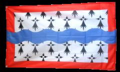 Flagge Frankreich Haute-Vienne