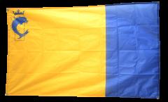 Flagge Frankreich Isère