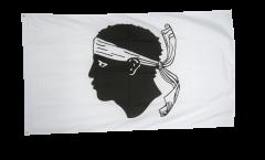 Flagge Frankreich Korsika