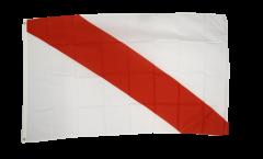 Flagge Frankreich Straßburg