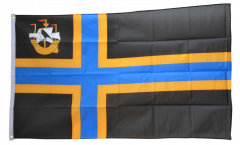 Flagge Großbritannien Caithness
