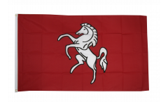 Flagge Großbritannien Kent