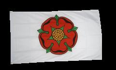 Flagge Großbritannien Lancashire red rose