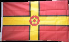 Flagge Großbritannien Northamptonshire neu