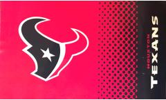 Flagge NFL Houston Texans Fan - 90 x 150 cm