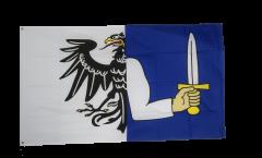 Flagge Irland Connacht