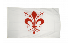 Flagge Italien Florenz