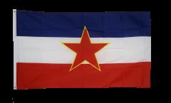 Flagge Jugoslawien alt