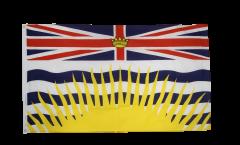 Flagge Kanada Britisch Kolumbien - 90 x 150 cm