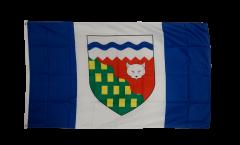 Flagge Kanada Nordwestterritorium - 90 x 150 cm
