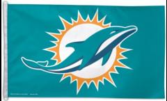 Flagge NFL Miami Dolphins - 90 x 150 cm