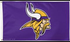 Flagge NFL Minnesota Vikings - 90 x 150 cm