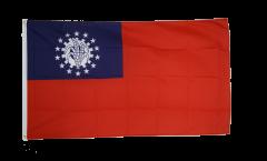 Flagge Myanmar alt 1974-2010