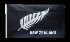 Flagge Neuseeland Feder All Blacks
