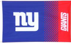 Flagge NFL New York Giants Fan - 90 x 150 cm