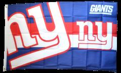 Flagge NFL New York Giants Logo - 90 x 150 cm
