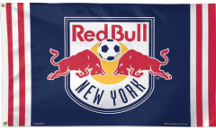 Flagge New York Red Bull