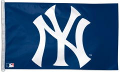 Flagge New York Yankees Logo