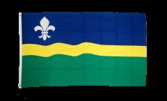 Flagge Niederlande Flevoland