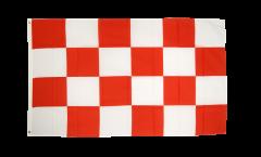 Flagge Niederlande Nordbrabant