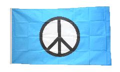 Flagge Peace-Symbol