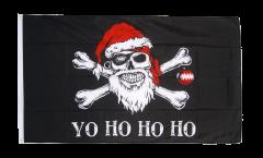 Flagge Pirat Yo ho ho