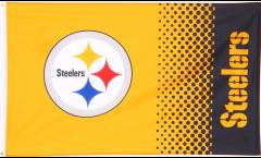 Flagge NFL Pittsburgh Steelers Fan - 90 x 150 cm