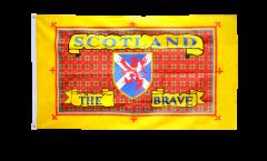 Flagge Schottland Scotland The Brave