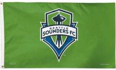 Flagge Seattle Sounders