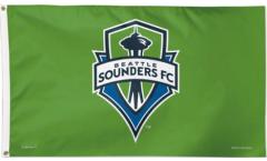 Flagge MLS Seattle Sounders - 90 x 150 cm