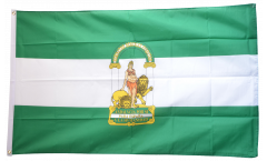 Flagge Spanien Andalusien - 90 x 150 cm