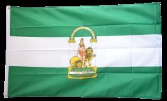 Flagge Spanien Andalusien - 90 x 150 cm