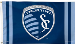 Flagge MLS Sporting Kansas City - 90 x 150 cm