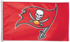 Flagge NFL Tampa Bay Buccaneers - 90 x 150 cm