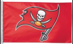Flagge NFL Tampa Bay Buccaneers - 90 x 150 cm