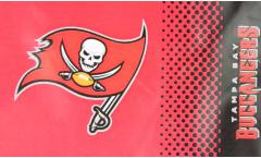 Flagge NFL Tampa Bay Buccaneers Fan - 90 x 150 cm