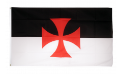 Flagge Tempelritter