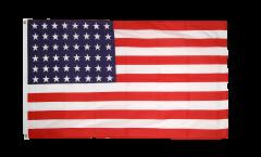 Flagge USA 48 Sterne - 90 x 150 cm